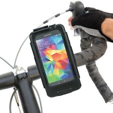 TiGRA BikeCONSOLE Waterproof Tough Case Motorcycle Bike Mount for Galaxy S5