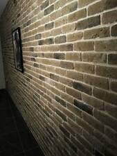 SALE! London Town Brick Slips, Wall Cladding, Feature Wall, Brick Tiles SAMPLE