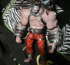 Batman Arkham Asylum Batman vs Bane DC Comics Collectibles Bane Figure LOOSE EUC
