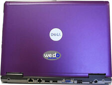 "DELL VIOLET PURPLE COLOR LAPTOP D620 14.1"" LCD/ 1.66Ghz /2GB/ 80GB HDD/ WIFI"