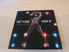 KAT DE LUNA - WHINE UP - CD COLLECTOR !!!!!DJ CD!!!FRANCE!!