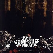 The Red Jumpsuit Apparatus, Don't You Fake It Audio CD