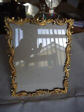 Antique French Ormalu-Gilt Brass Picture-Photo Frame-Easel Type-Good Size*******