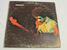 Jimi Hendrix Band of Gypsys Gatefold Who knows Love LP Album RARE Record vinyl
