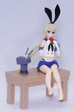 "Kantai Collection KanColle Shimakaze Chinjufu no Shiki 6"" PVC Figure Banpresto"