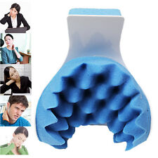 Real Ease Neck Pillow Support,Shoulder Jaw Relaxer ,Relieves Muscle Tension New