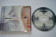 PLASTIK  __  OOMPH !  __  13 TRack CD Album  _ Fieber _ Das weisse Licht _ Scorn