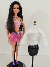 Barbie Doll Outfit, Jacket, Shoes,  Basic, Fashionista Accessories  Clothes,