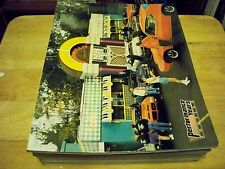 1964-74 GTO PERFORMANCE YEARS CATALOG 7A 1999