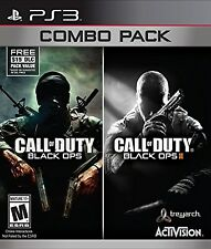 Call of Duty: Black Ops 1 & 2 Combo Pack - PlayStation 3