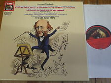 SLS 1731743 Offenbach Three One Act Operas / Mesple / Rosenthal etc. 3 LP box