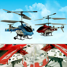 Red AVATAR Z008 4CH 2.4G Metal RC Remote Control Helicopter LED Light GYRO RTF