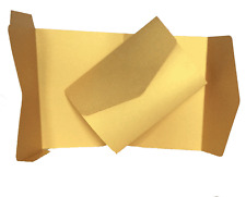 10 GOLD PEARLISED BOTH SIDES A6 POCKETFOLD (ONLY) INVITES 290GSM