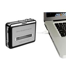 Tape to MP3 CD MAC USB Cassette-to-MP3 Converter Music Player Fr Macbook Pro Air