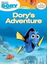 Disney-Pixar Finding Dory : Dory's Adventure Poster-A-Page by Disney (Paperback)