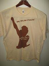 Wolfgang's Vault Rock & Roll Music Concert Tour Memorabilia 2001 USA T Shirt XL