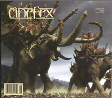 Cinefex Magazine #96, Lord of the Rings Return of the King/Peter Pan 2004 FINE+