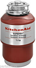 NEW KitchenAid 3/4HP Continuous Feed Food Waste Disposer Disposal KCDS075T