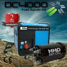 HHO Kit DC4000C For engines 4.2 - 5.5L  UK Supply. Save fuel & reduce emissions