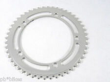 "Gipiemme Special Track Chainring 48T 144 Bcd 1/8"" Vintage Pista NOS Track racing"