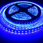 5M 3528 SMD 600LEDs UV ultraviolet no-Waterproof flexible LED Light Strip 12V
