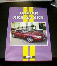 JAGUAR xk8 e XKR road test ristampa libro. memoria ALTA PRESS
