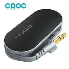 Bluetooth Multi-Point Wireless Audio Transmitter with A2DP AptX for TV/DVD/MP3