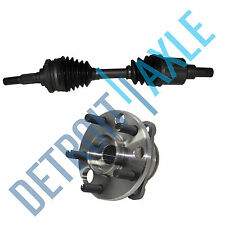 NEW Chevy/Pontiac Wheel Hub Assembly + Front Right Axle Shaft - FWD- 4Spd A/T