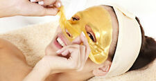 10X Gold Bio Collagen Facial Face Mask AFA Pilaten, Anti-Aging, Repair Skin gel