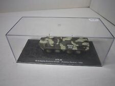 AD187 ALTAYA MILITAIRE CHAR BTR-80 98 AIRBORNE DIVISION KFOR  1/72 PANZER