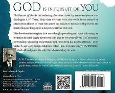 The Pursuit of God by A. W. Tozer (2014, CD, Unabridged)