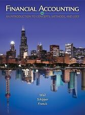 NEW - Financial Accounting: An Introduction to Concepts, Methods and Uses