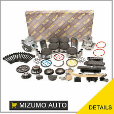 Fit Suzuki XL-7 Grand Vitara 2.7 DOHC H27A Master Overhaul Engine Rebuilding Kit