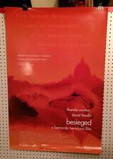 Original Movie Poster Besieged Double Sided 27x40