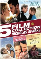 5 Film Favorites-nicholas Sparks [dvd/5 Disc] (Warner Home Video) (ward6282