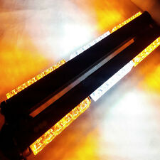 12V 36 LED Bar Roof Magnetic Emergency Hazard Warning Flash Strobe Light