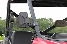 Polaris Ranger XP900 & 570 UTV Break-Away Side View Mirror Set Shatter-Resistant