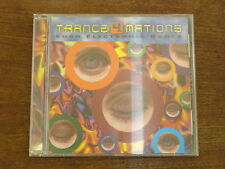 TRANCE-4-MATIONS Euro electronic dance- compil CD