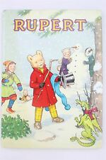 Rupert The Bear Annual 1989 HB 1st Ed Vintage UK Book Daily Express Children's