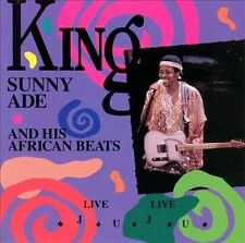 * KING SUNNY ADE & HIS AFRICAN BEATS - Live Live Ju Ju