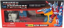 HASBRO TRANSFORMERS G1 REISSUE COMMEMORATIVE ULTRA MAGNUS BOX MINOR DAMAGED SALE