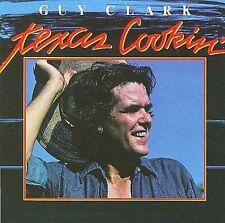 Guy Clark-Texas Cookin' CD NEW