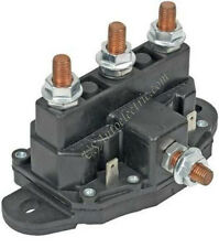 Solenoid, control Relay for Reversible Motors, Camper slideout, Winch,  SRY22017