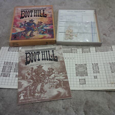 Boot Hill TSR RPG box set role with map role playing game RARE