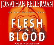 Flesh and Blood  Alex Delaware, No. 15  2001 by Jonathan Kellerman; J Ex-library