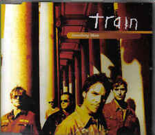 Train-Something promo cd single