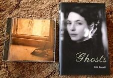 GHOSTS R.B.Russell 1st omnibus edition 250 COPY LIMITED HC + extra cd SIGNED OOP