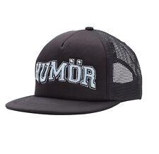 HUMÖR Capyt Snapback Cap black Basecap Mütze Kappe Trucker Hat Mesh HipHop
