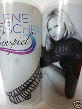 Sexy Helene Fischer Becher Farbenspiel Tour 2015 Tourbecher Trinkbecher Cup TOP