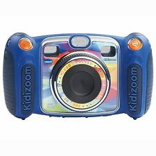 VTECH KIDIZOOM DUO DIGITAL CAMERA - BLUE - NEW CHILDRENS